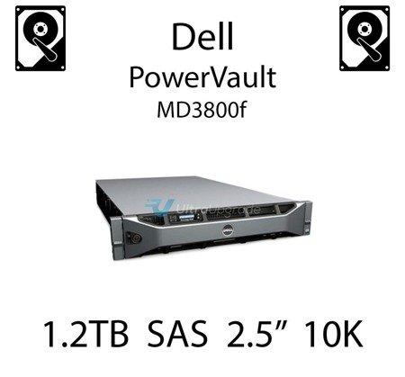 """1.2TB 2.5"""" dedykowany dysk serwerowy SAS do serwera Dell PowerVault MD3800f, HDD Enterprise 10k - 400-AEFY"""