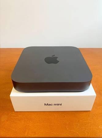 Apple Mac Mini i7 6x3,2GHz, 256GB SSD, 32GB RAM, MOCARZ!