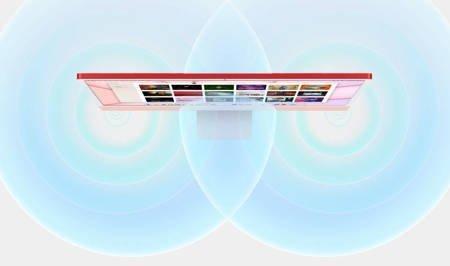 Apple iMac 24 Retina 4.5K Procesor M1 8 rdzeni 3,2GHz, GPU 8 rdzeni  SSD 256GB RAM 8GB Fioletowy (Purple)