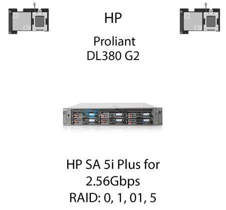 Kontroler RAID HP SA 5i Plus for DL380R, 2.56Gbps - 264030-B21