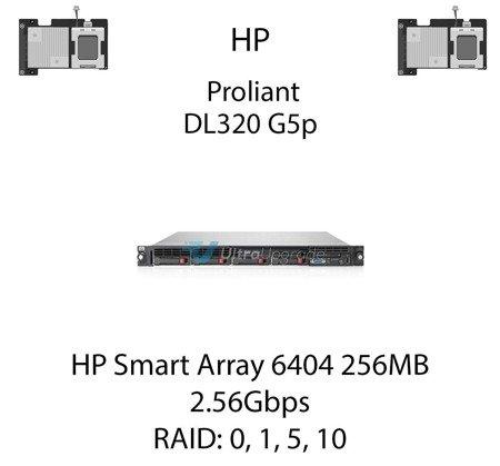 Kontroler RAID HP Smart Array 6404 256MB, 2.56Gbps - 273914-B21