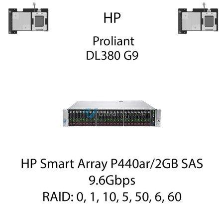 Kontroler RAID HP Smart Array P440ar/2GB SAS, 9.6Gbps - 726736-B21